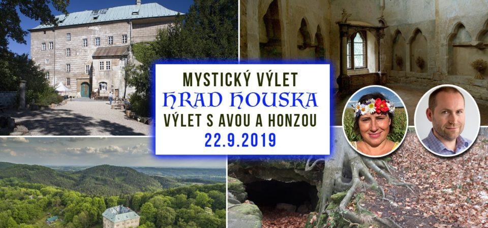 Exkurze na hrad Houska spolu s Avou Brožovou 22. září