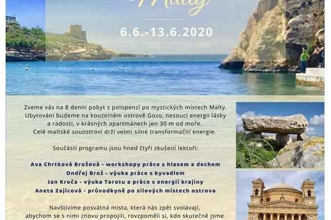 Pobyt u moře s výlety po mystických místech Malty