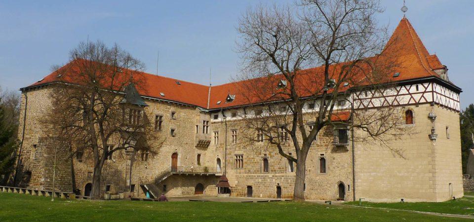 Výlet za alchymií do hradu Budyně