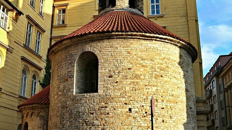 Rotunda sv. Kříže – 13. a 20. března