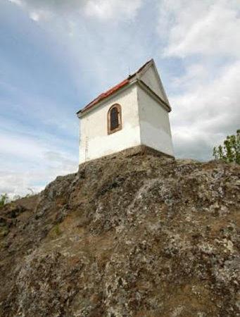 Posvátný kopec Zebín včetně kaple Máří Magdaleny – 7. 3.