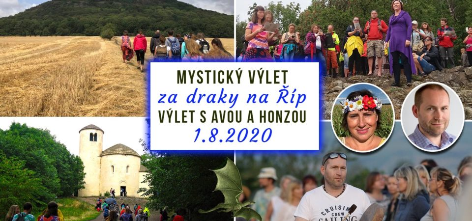 Výlet na Říp – 1. srpna