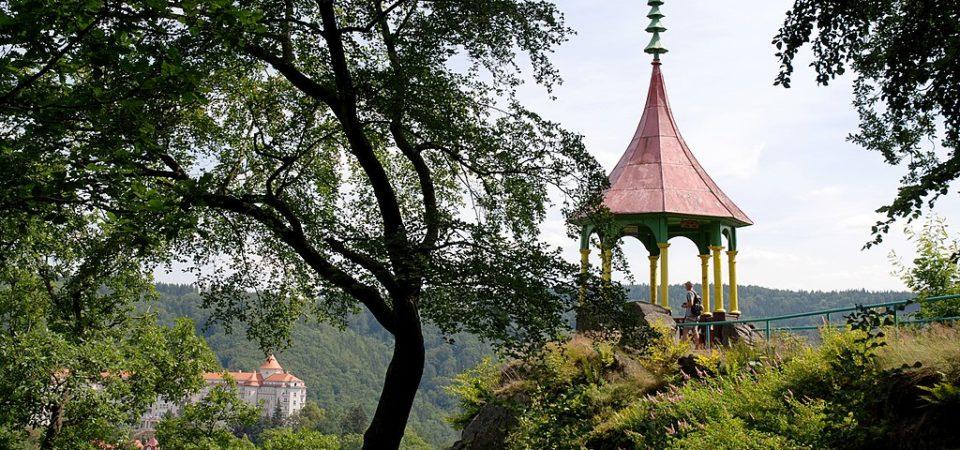 Energetická místa Karlových Varů – 20. června