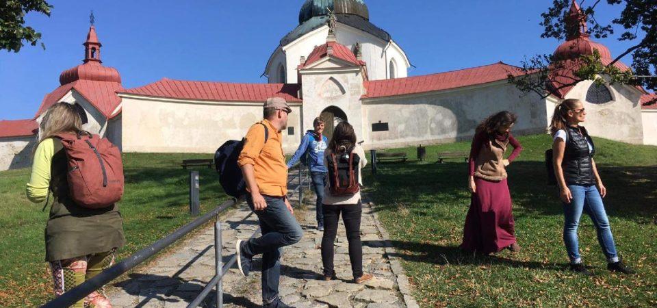 Novinka – celodenní exkurze za Santiniho architekturou na přání