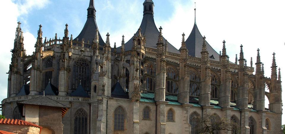 Výlet za gotikou Kutné Hory