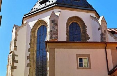 13. října – Templáři v Praze – komentovaná exkurze